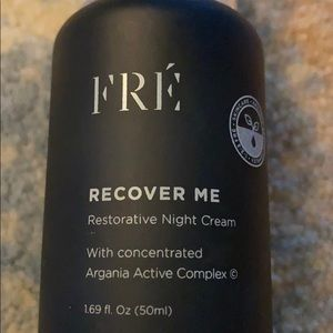 Skincare - Fré Recover Me Restorative Night Serum